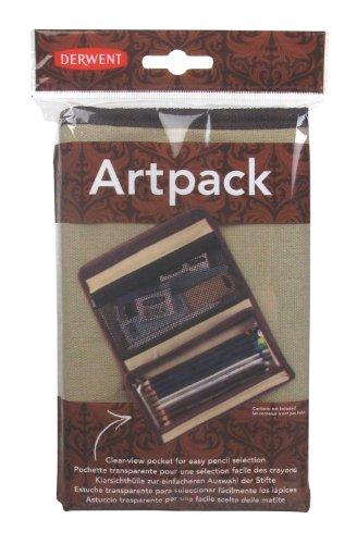 Derwent Artpack Canvas Pencil Case