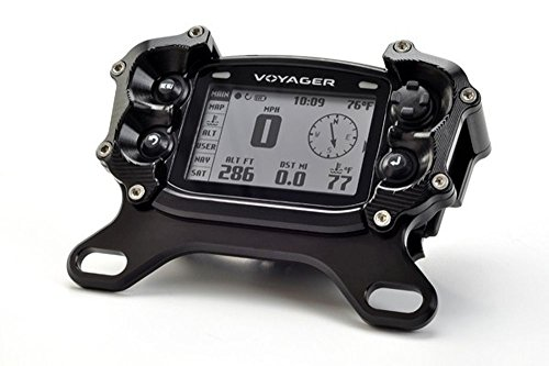 Trail Tech (025-TM2 Black Voyager Top Mount Protector