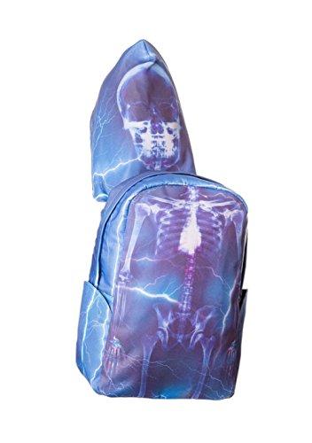 Banned - Bolso estilo cartera de Material Sintético para mujer Azul - azul