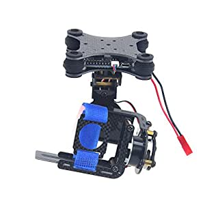 JMT Brushless Camera Mount Gimbal Full Set Tested for Gopro 3 3+ FPV Aerial Photography w/ Motor Control Board