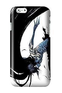 Bleach Ichigo Kurosaki Final Getsuga Tenshš Snap on Plastic Case Cover Compatible with Apple iPhone 6 Plus 6+