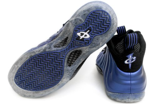 Nike Herren Air Foamposite One Basketballschuhe Azul (dk neon royal/white-black)
