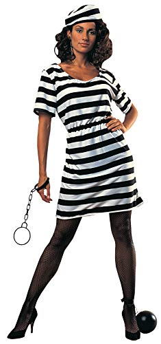 Rubie's Costume Haunted House Collection Prisoner Lady Costume