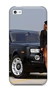 Albert R. McDonough's Shop 9293478K86687322 Tpu Case Cover Compatible For Iphone 5c/ Hot Case/ Rolls Royce