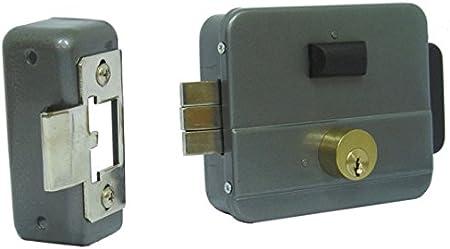 Fermax 2879 - Cerradura módulo 962-doble llave+pulsador: Amazon.es: Bricolaje y herramientas