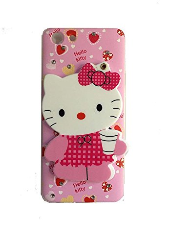 Aarnik Mirror Soft Kitty Special Girl's Printed: Amazon in
