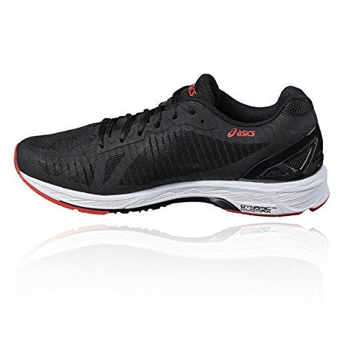 Homme de Trainer Chaussures DS Running Asics Black 23 Gel HnTH0q