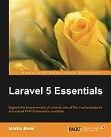 Laravel 5 Essentials Front Cover