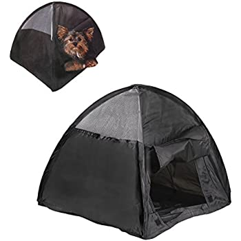 "Amazon.com : Pop Up Pup Tent For Small Dogs - 14"" : Pet"