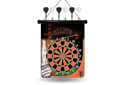 MLB San Francisco Giants Magnetic Dart (Mlb Team Darts)
