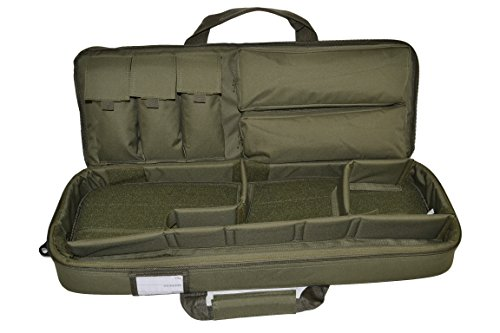 Case Gun Removable - Explorer Discrete Tactical Gun Case, Olive Drab Green, One Size