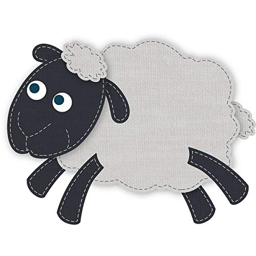 (Crafter's Edge A1100 Whimsical Sheep)
