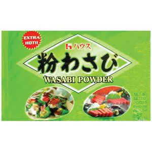 Wasabi Powder - Momiji Brand, 2.2 Pounds (1 Kg) by House Foods