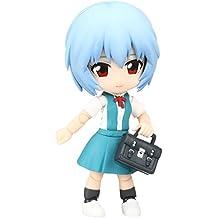 Kotobukiya Evangelion 2.0 You Can Not Advance Rei Ayanami Cu-Poche Action Figure