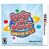 New Bust-a-Move Universe (Nintendo 3DS)