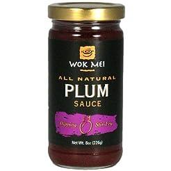 Wok Mei Plum Sauce, 8 oz