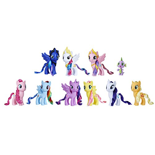 - My Little Pony Friendship is Magic Ultimate Equestria Collection
