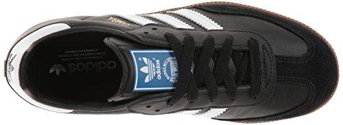Samba Running Erwachsene Black Low White Top Schwarz adidas Footwear Unisex xEnPZZ