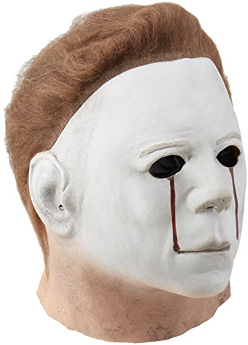 Trick Or Treat Studios Men's Halloween II Blood Tears, Multi One Size ()