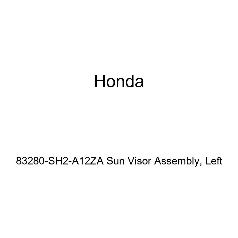 Honda Genuine 83280-SH2-A12ZA Sun Visor Assembly Left