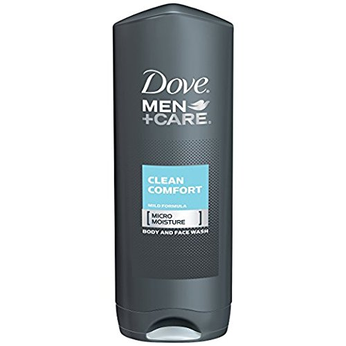 Dove Men +Care Body & Face Wash, Clean Comfort, 18 oz