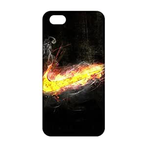 Fortune imagenes nike logo 3D Phone Case for iPhone 5S