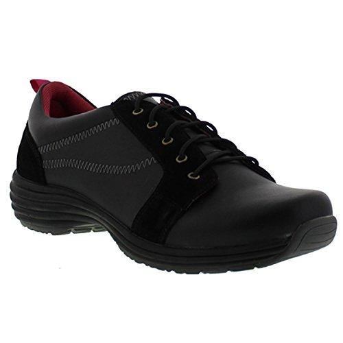 Sanita Womens O2 Life Revive Sneakers Black, Grey