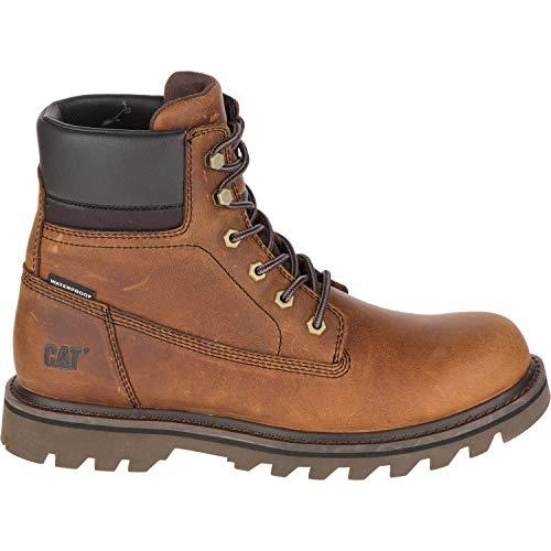 Caterpillar Deplete Waterproof Boot Men 13 Brown
