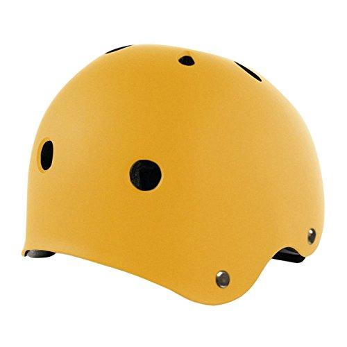 Hengzhi Chirdren 大人用 スキー スケート バイク サイクリング ヘルメット 11個の通気口 調節可能なストラップ スケートボード用保護ヘルメット マルチカラー ライナー 自転車 スケートボード アウトドア スポーツ用 Medium スタイル2 B074V6RMKC