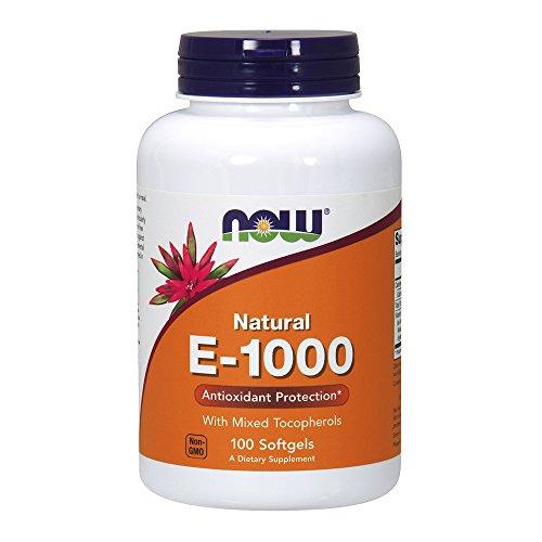 NOW  E-1000,100 Softgels