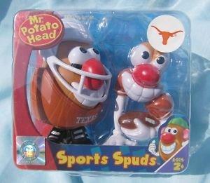 Texas Longhorns Hasbro Sports Spuds Football Mr. Potato Head Figure (Ages 2+) - Football Mr Potato