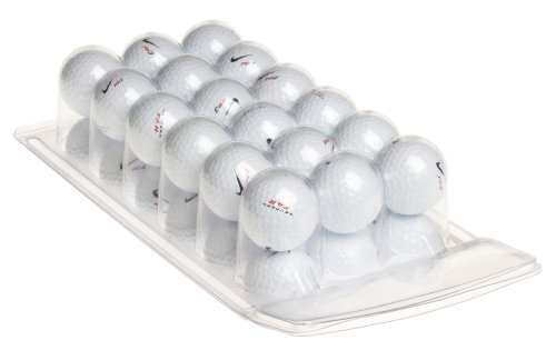 Nike Power Distance Superfar Recycled Golf Balls (36 Pack), Outdoor Stuffs