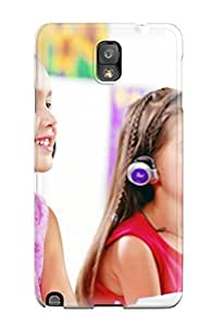 6914548K20937972 Special Skin Case Cover For Galaxy Note 3, Popular Headphones Phone Case