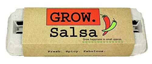 Backyard Safari Company Grow Gardens, Salsa (Seeds Salsa Tomato)