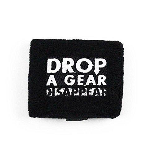 Drop A Gear Disappear Rear Brake or Clutch Reservoir Covers by Reservoir Socks for Motorcycles, Sportbikes (Motorcycle Break Reservoir)