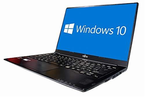 中古 富士通 ノートパソコン FMV-LIFEBOOK U772/G Windows10 64bit搭載 webカメラ搭載 HDMI端子搭載 Core i5-3437U搭載 メモリー4GB搭載 HDD320GB搭載 W-LAN搭載   B07RM1Z72N