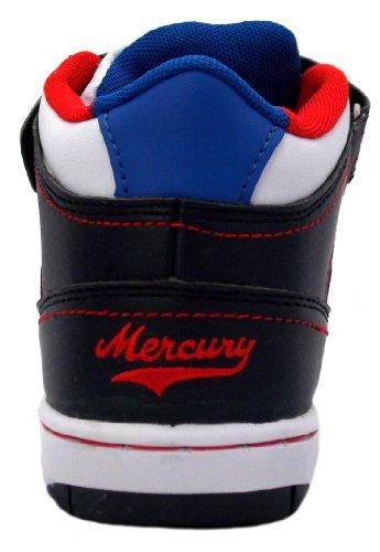 Mercury  Madness 2, Jungen Baseballschuhe Weiß weiß