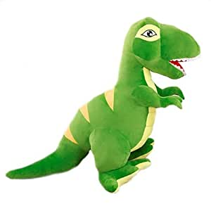 "HIGOGOGO 23"" Cartoon Tyrannosaurus Dolls Washable Dinosaur Stuffed Toy Dolls for Kids/Boys/Girls, Party Dinosaur Dolls, Christmas Halloween Valentine Birthday Gift"