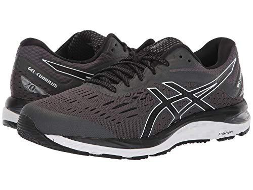 [asics(アシックス)] メンズランニングシューズ?スニーカー?靴 GEL-Cumulus 20 Dark Grey/Black 8.5 (26.5cm) D - Medium