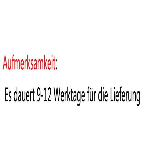 Andux Zone Naturstein Massage Schuhe Fußreflexzonen Akkupressur Schwarz und Rot TX-01 Schwarz