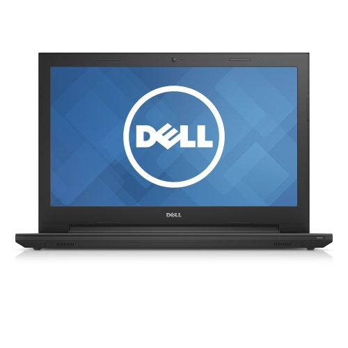 Dell Inspiron i3541-2001BLK 15.6-Inch Laptop (1.8 GHz AMD A6-6310 Quad-Core Processor, 4GB DDR3, 500GB HDD, Windows 8.1) Black [Discontinued By Manufacturer]