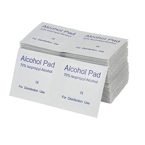 YZHI Alcohol Wet Wipes Individually Wrapped