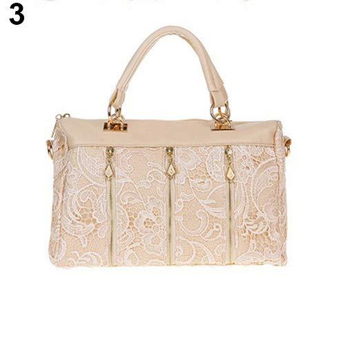 Porter Bangle009 Pour Pink Blanc L'épaule À Femme Sac Orange fOqcIOA