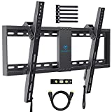 TV Wall Mount Bracket Tilt Low Profile for Most 32-70 inch LED, LCD