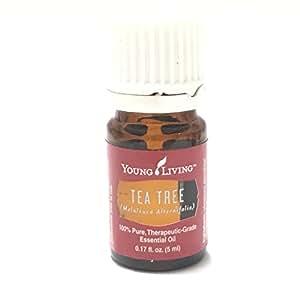 Tea Tree (Melaleuca Alternifolia) Essential 5ml Oil by Young Living Essential Oils