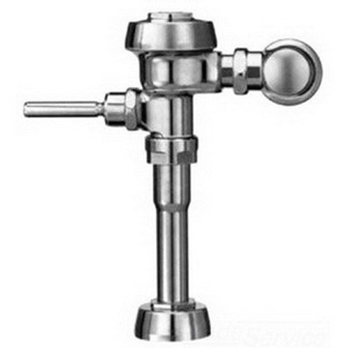Sloan Royal 180-1 Exposed, Low Consumption (1.0 gpf/3.8 Lpf), Urinal Flushometer, Chrome by Sloan