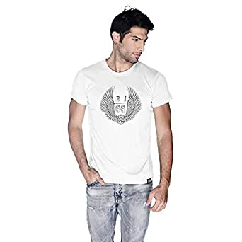 Creo Al Ain Route T-Shirt For Men - S, White