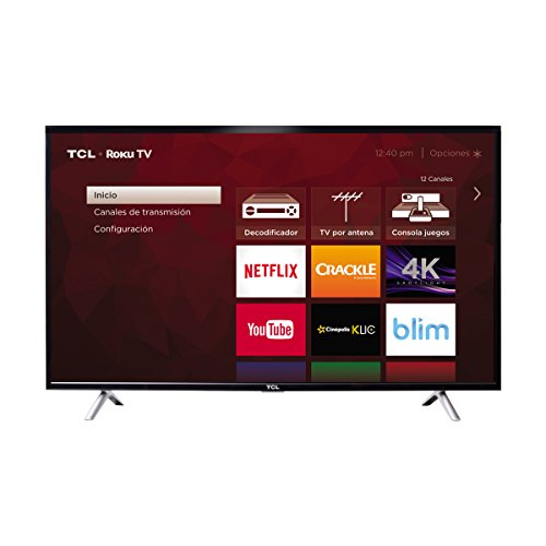 TCL 49S405 49-Inch 4K Ultra HD Roku Smart LED TV (2017 Model) by TCL (Image #4)