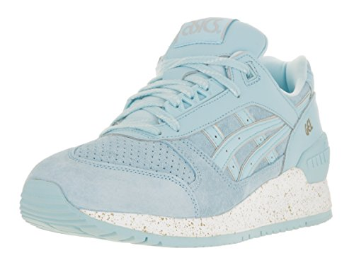 Chaussure De Running Gel-respector Asics Mens Crystal Blue / Crystal Blue