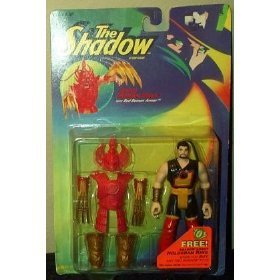 (The Shadow Battle Shiwan Khan Action Figure with Red Demon Armor [Toy])